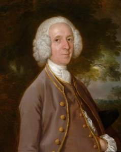 Gainsborough's portrait of Nathaniel Acton