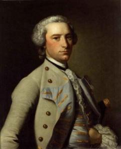Hudson's portrait of Nathaniel Acton