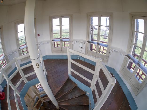 Pagoda (interior)